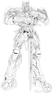 transformers optimus prime coloring free coloring pages on art