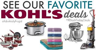 best appliance deals black friday kohl u0027s black friday online deals