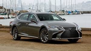 lexus is two door everything you need to know about the 2018 lexus ls 500 luxury sedan