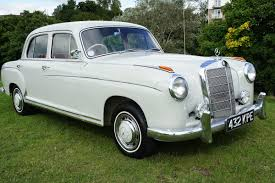 mercedes w180 220s 1959 sold 13 780 south western vehicle