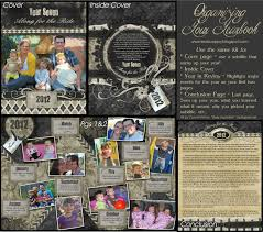 baby yearbook real scrappy digital scrapbooking from start to finish