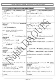 Resume Francais Résumé Javascript