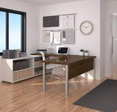 Home Office U Shaped Desk by Furniture Amazing Best Collection Bestar Furniture For Your