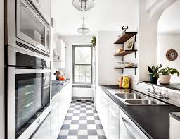how to make a small galley kitchen work 12 ideas for a galley kitchen how to make the most of your