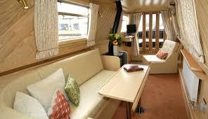 Boat Interior Design Ideas Interior Designer Walnut Designs Narrowboat Interior Design