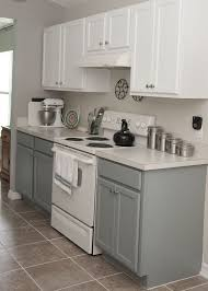 Refinish Kitchen Cabinets White by Best 25 Cabinet Transformations Ideas On Pinterest Refinished