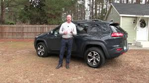 2018 jeep tomahawk 2017 jeep cherokee trailhawk in depth review youtube