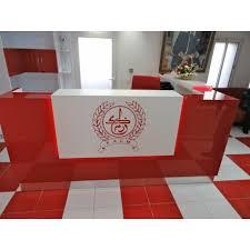 banque de bureau banque d accueil réception sur mesure mobilier de bureau professionnel