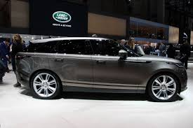 land rover sport 2018 range rover velar heads to the us later this year with 50 895