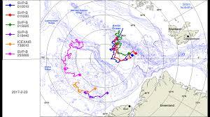 North Pole Alaska Map by He U0027s Baaaaaaaccckkk Oy Watts Up With That