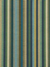 Navy And Green Curtains Navy Blue Stripe Upholstery Fabric Blue Green Gold