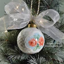 christmas shoppe hand painted holiday ornaments decorations