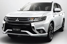 mitsubishi asx 2015 black mitsubishi outlander facelift range revealed for japan