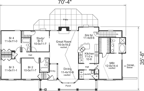5 bedroom country house plans country style house plans plan 77 276