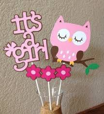 owl baby girl shower decorations pink owl baby shower decorations s44design