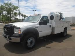 ford f550 for sale used 2007 ford f550 service utility truck for sale in az 2211