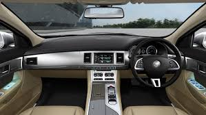 jaguar cars interior jaguar xf luxury sports saloon model