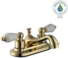 Polished Brass Bathtub Faucets Glacier Bay 67092 6002 Teapot Bath Faucet Polished Brass 102823 Ebay
