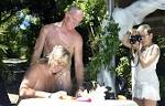 Nude Wedding: New Zealand Couple Gets Married In The Buff (PHOTOS