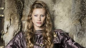 lagertha hairstyle vikings can aslaug outwit lagertha