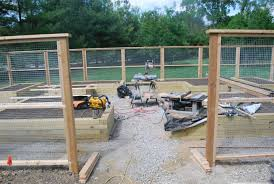 garden fence ideas to keep dogs out homeremodelingideas net