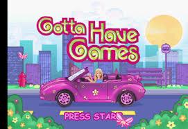 play barbie princess pauper games games play