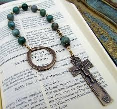 catholic rosary jade penal rosary