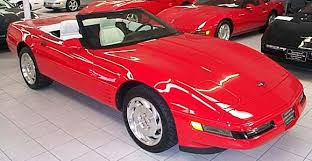 1993 corvette interior corvette spotlight of the month 1993 convertible