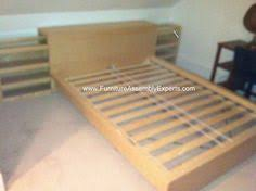 Skorva Bed Instructions Ikea Malm Storage Bed 402 498 76 Assembled In Washington Dc By