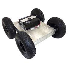 db4 4wd terrain heavy duty robot platform