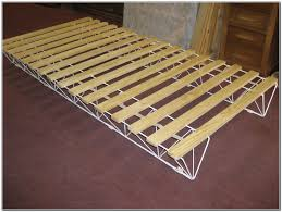 Bed Risers For Metal Frame Daybeds Daybed With Pull Out High Riser Pop Up Trundle Frame