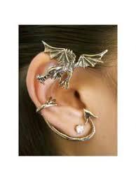 cuff earring daenerys targaryen cuff earring kaitlin kate