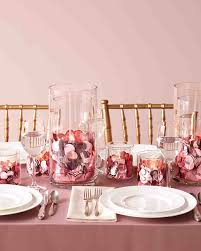 Accessorize Your End Table With Silver Vases And Votives by Good Things Wedding Centerpieces Martha Stewart Weddings
