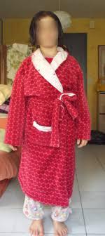 patron robe de chambre femme gratuit robe de chambre by lagimaya
