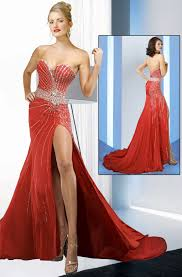 charismatic red christmas dress xmas dresses