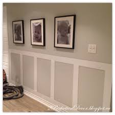 Meaning Of Wainscoting 2perfection Decor Basement Wainscoting Reveal