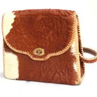 Hair On Cowhide Purse Best Cowhide Hair On Leather Products On Wanelo