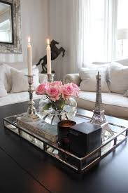Coffee Table Ideas On Pinterest Mirrored Tray For Coffee Table