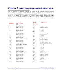 intermediate accounting 7e chapter 5 solutions documents