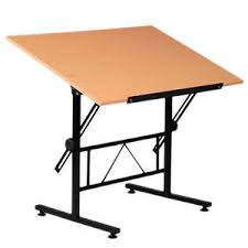 Architect Drafting Table Adjustable Drafting Table Studio Architect Drawing Desk Craft