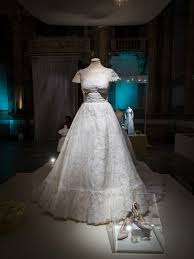 display wedding dress beautiful royal wedding dresses on display 16 with additional camo