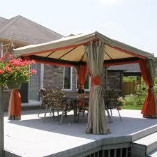 Small Gazebos For Patios Triyae Com U003d Small Canopy For Backyard Various Design