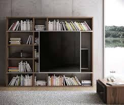 meuble tv caché meuble tv avec cache écran