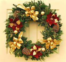 christmas wreaths organic christmas wreaths for the 2017 holidays all gifts considered