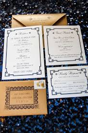 wedding invitations san diego glamorous gold and black san diego wedding modwedding