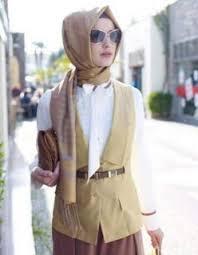 blazer wanita muslimah modern blazer wanita muslimah modern model artis dan desainer ternama