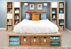 Storage Ideas For Small Bedrooms - Storage designs for small bedrooms