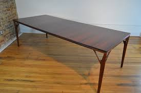 dining room large square wood butterfly leaf table in espresso