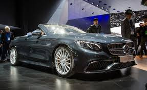 mercedes jeep rose gold 2017 mercedes amg s65 cabriolet photos and info u2013 news u2013 car and