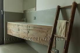 mobile bagno grezzo mobile bagno in legno le migliori idee di design per la casa